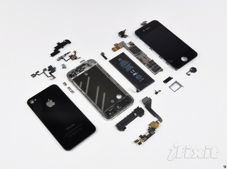 Cul es el costo de fabricar un iPhone 4?