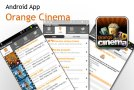 Android App : Orange Cinema