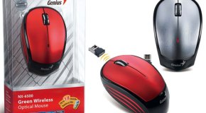 Genius NX-6500, el mouse &#8220;verde&#8221;
