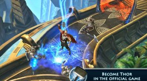 Gameloft y Marvel lanzan Thor : The Dark World