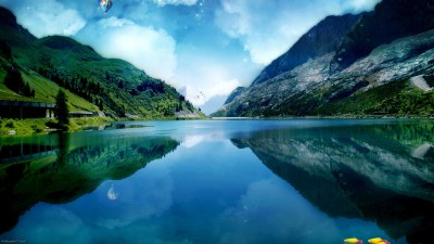 37 Beautiful Landscape Wallpapers/Backgrounds For Free