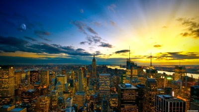 40 HD New York City Wallpapers/Backgrounds For Free Download