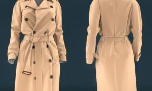 Simulare e visualizzare un modello o l'intera collezione in 3D