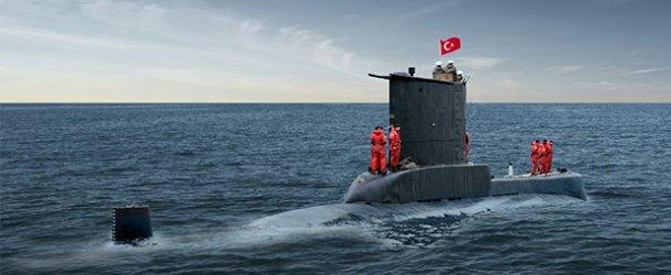 Denizaltıların modernizasyonu tamamlandı