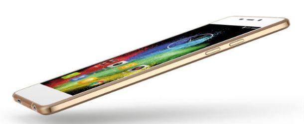 Türkiye'nin en ince akıllı telefonu Casper VIA V10