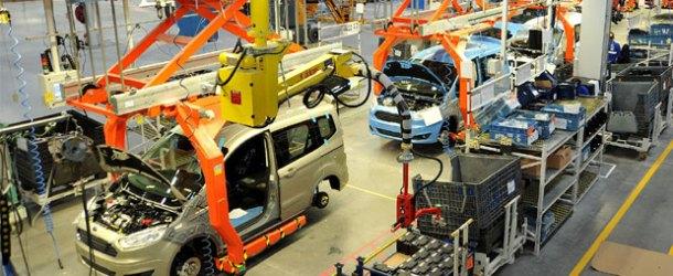 Ford, otomotiv imalatının dijital lideri seçildi