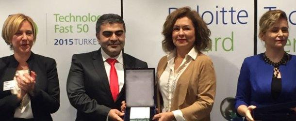 SMG, Türkiye'nin en hızlı büyüyen 6. teknoloji firması oldu