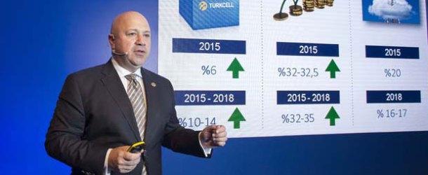 Hedef 3 yılda telekomünikasyon pazarının liderliği