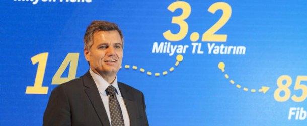 Turkcell'in fiber internet götürdüğü 14. kent Eskişehir oldu
