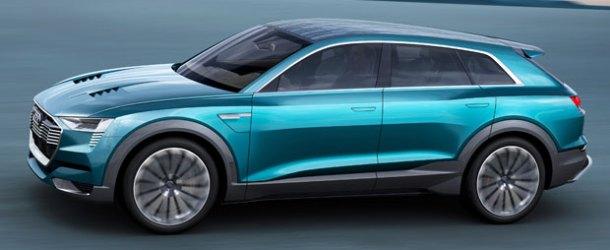 Audi, ilk elektrikli SUV'unu Brüksel'de üretecek