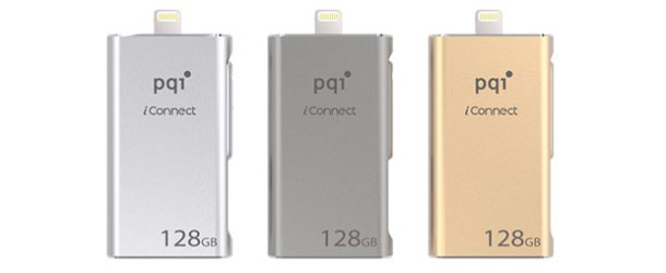 PQI'dan iPhone'lara özel USB bellek