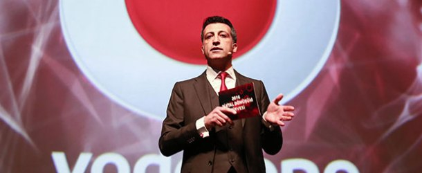 Vodafone'dan 'Her yerde ve herkese 4,5G' taahhüdü