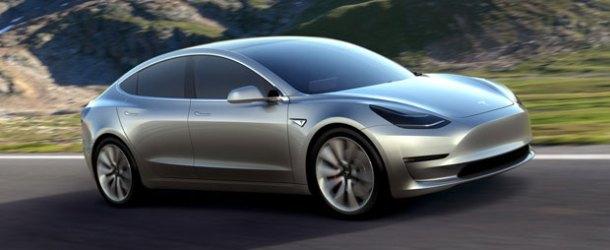 Tesla'nın yeni otomobili sipariş rekoru kırıyor