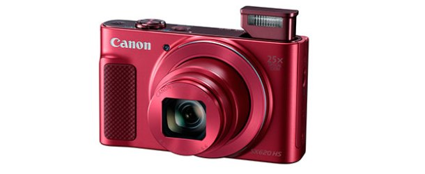 Canon mini zum canavarını tanıttı: PowerShot SX620 HS