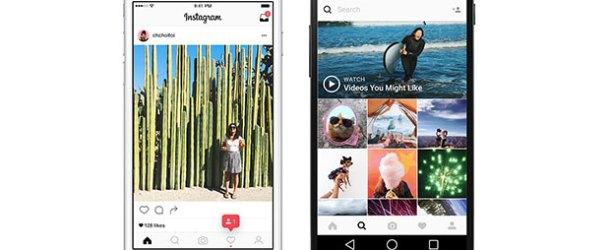 Instagram, Snapchat'e rakip oldu