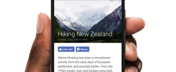 Facebook, sosyal paylaşım butonlarını güncelledi