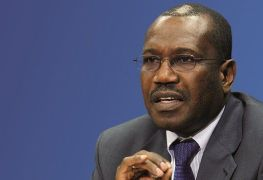 Hamadoun Toure, Secreatry-General of ITU