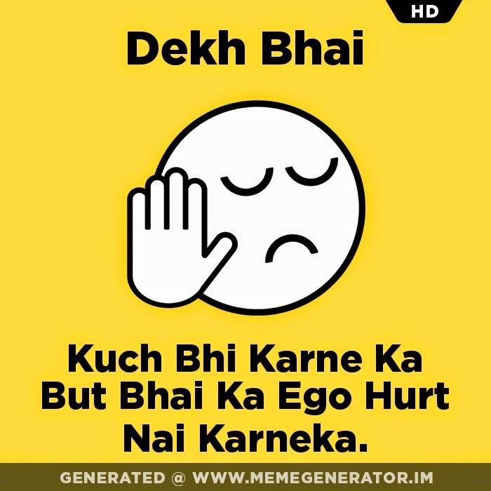 10) Teri aukat bhi nahi hai IIT me padhne ki.