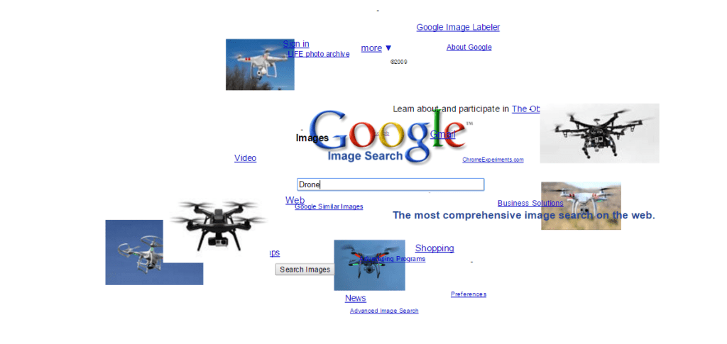 Mr doob from search com do you have questions about google gravity