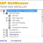 What is SAP NetWeaver?