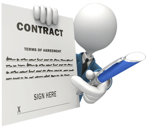 contract in sap