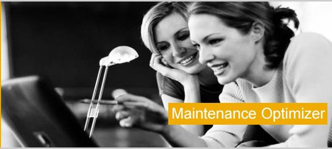 Configure Maintenance Optimizer