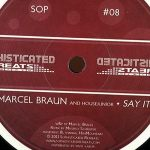 Say It EP von Marcel Braun & Housejunior auf Sophisticated Retreats
