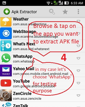 Extract-APK-From-Android-phone