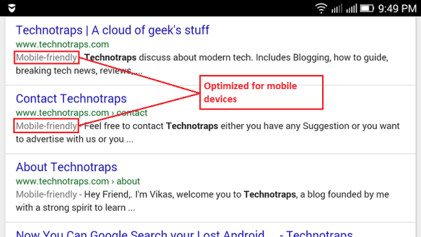 Mobile-Friendly-Optimized-Google-Search