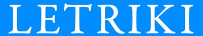 Logo LETRIKI