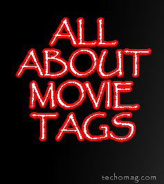 all about movie tags