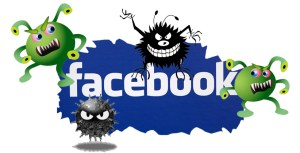 Facebook Virus attack , be safe from the new spam