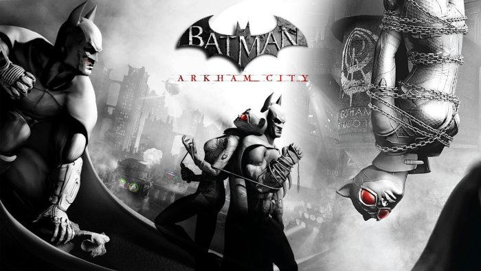 batman arkham city super hero game review