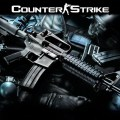 counter strike 1.6 Game logo portable version : create dedicated game server