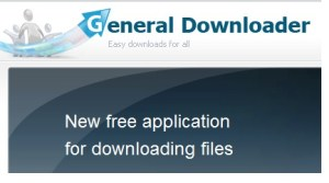 General Downloader logo