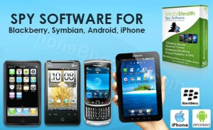mobistealth-spy on android ios ,blackberry and symbian devices