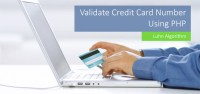 Validate Credit Card Number Using PHP