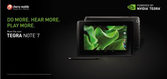 Get a Chance To Experience & Win Nvidia's TEGRA Note 7 Tablet!