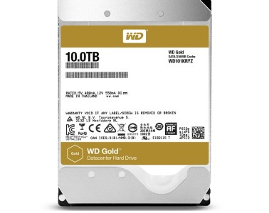 WD Gold Product Image - 01