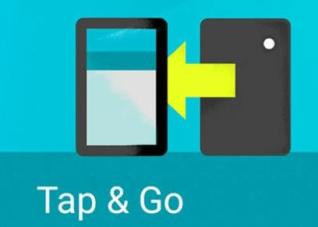 Android lolipop tap and go image