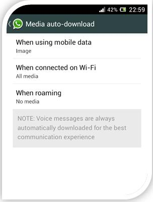 WhatsApp Media Auto Download for PC and Android users image