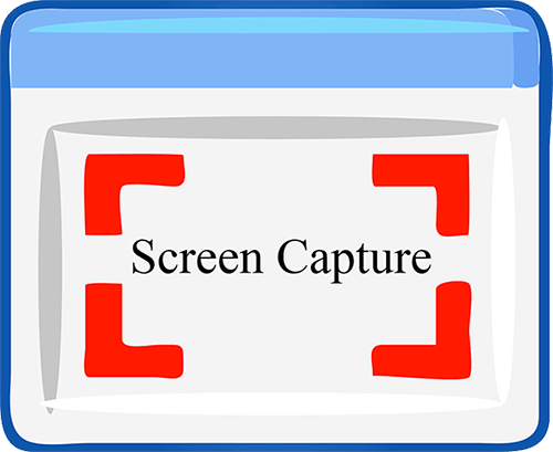 How To Take A Screenshot of Part Of the Screen Without Any Software
