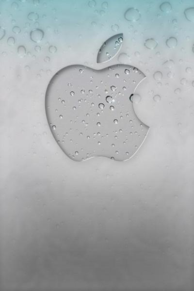 HD water Drops Wallpapers for iPhone 5