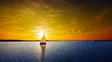 HD wallpapers for Windows 8-Amazing Sunset