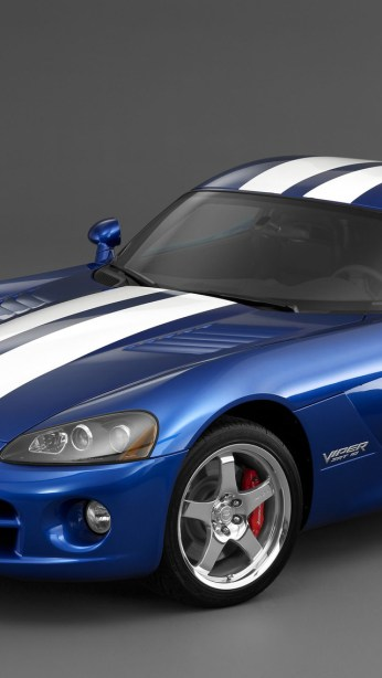 HD Sports cars  wallpapers download 2006 Dodge Viper SRT10