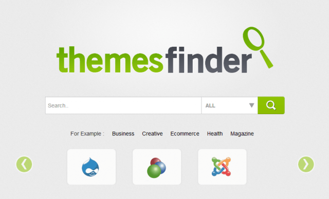 Themes Finder- Themes Finding Service