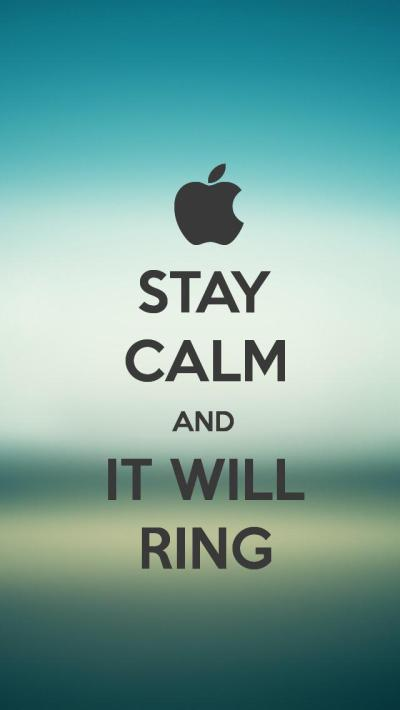 HD Keep calm Wallpapers for Apple iPhone 5