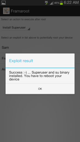 app that can root android