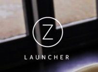 z launcher logo