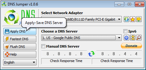 click-on-apply-dns-